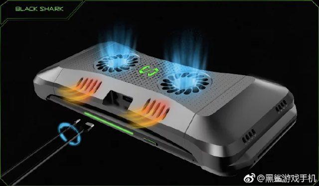 Spesifikasi Black Shark Helo Dengan RAM 10GB dan Dua Pipa Pendingin