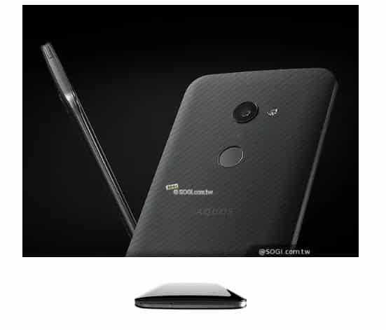 Harga Sharp Aquos Zero dengan Spesifikasi Chipset Snapdragon 845 dan Layar OLED