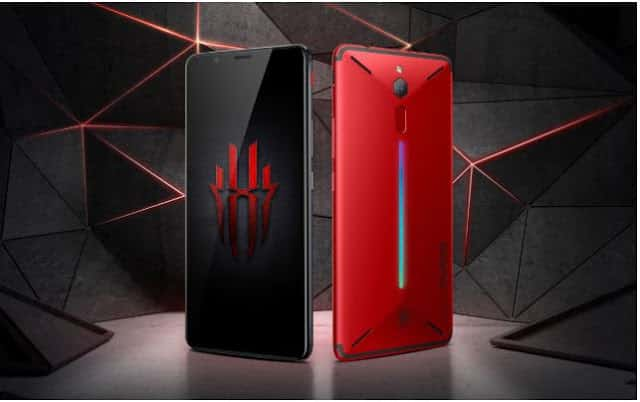 Nubia Red Magic Mars Ponsel Gaming Dengan RAM 10GB dan Snapdragon 845