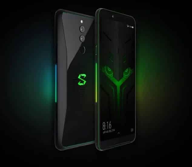 Black Shark Helo Handphone Gaming Siap Dirilis Global