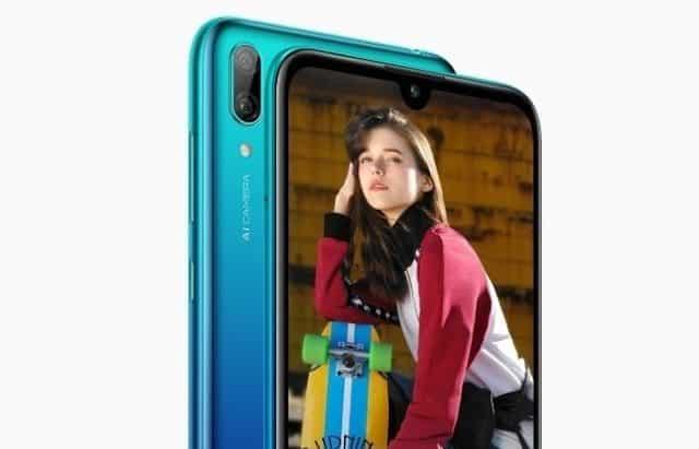 Huawei Y7 Pro (2019), Spesifikasi, Harga dan Ketersediaan