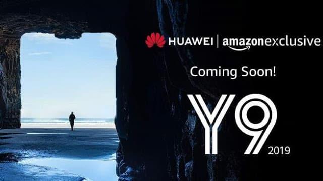 Huawei Y9 2019 Akan Hadir di India? Ini Spesifikasi dan Harganya