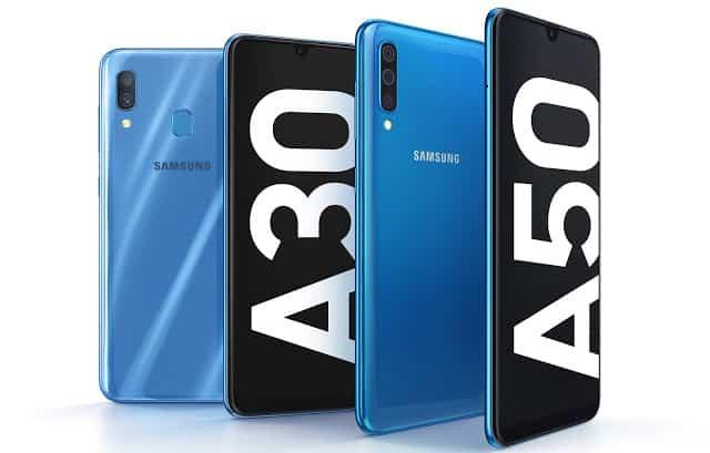 Dua Galaxy Terbaru, Samsung Galaxy A30 dan Galaxy A50 Apa perbedaannya?