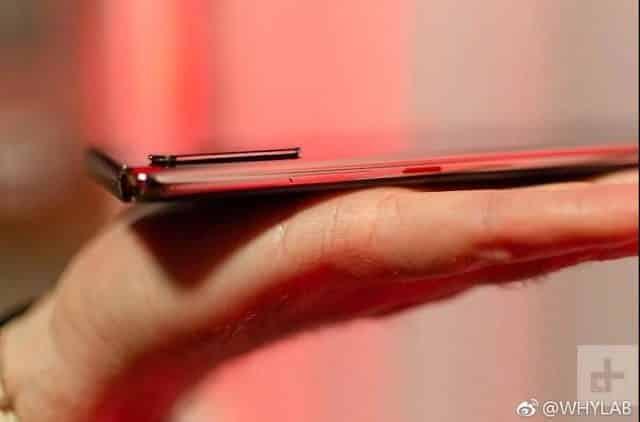 Inikah Desain Huawei P30 Dengan 3 Kamera belakang?