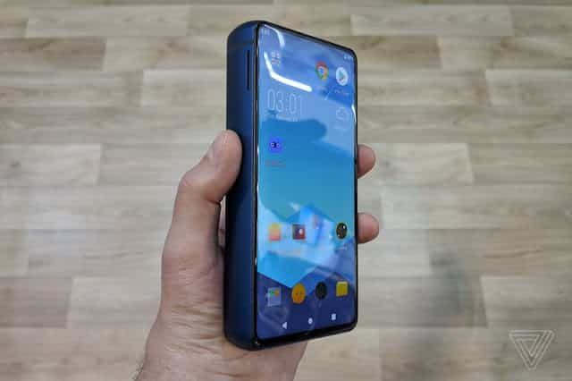Handphone Android  Energizer Power Max P18K Pop Dengan Baterai 18.000 mAh