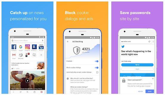 Unlimited VPN Gratis Dari Opera Android Buka Website yang Diblokir Dengan Mudah