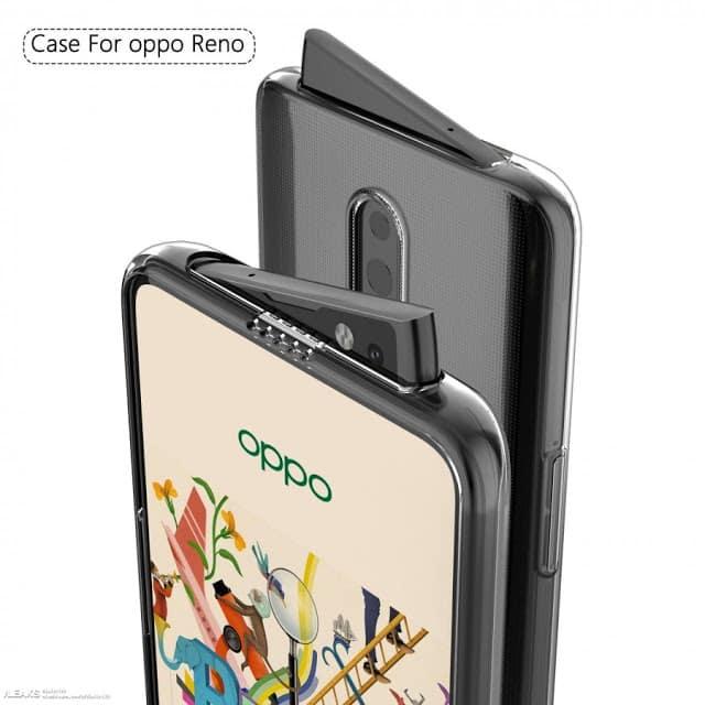 Oppo Reno Hadir dengan Kamera Selfie Yang Unik