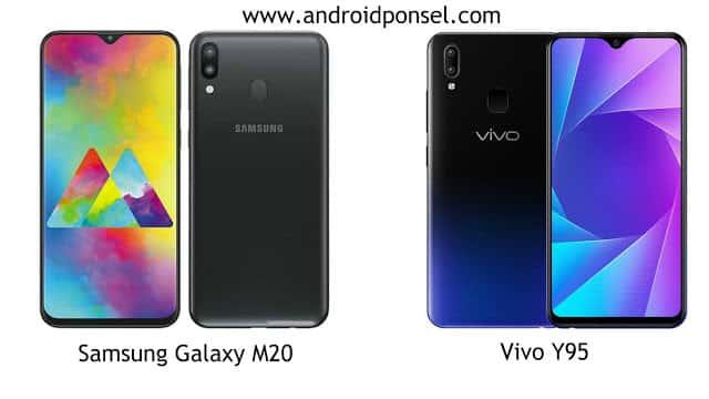 Perbandingan Spesifikasi Samsung Galaxy M20 VS Vivo Y95, mana yang terbaik?
