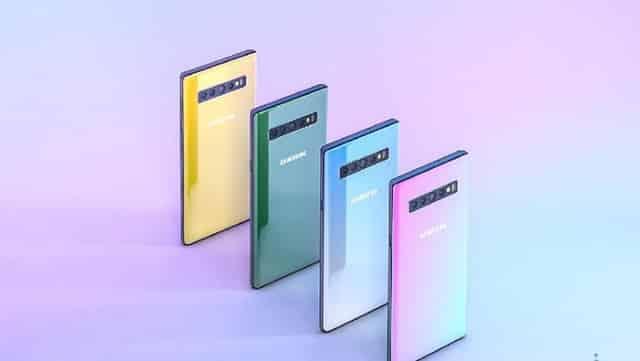 Samsung Galaxy Note 10 Kabarnya Akan Hadir dengan Empat Versi