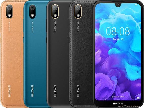 Huawei Y5 (2019) Dengan Mediatek Helio A22 dan RAM 2 GB Perkiraan Harga 1 Jutaan
