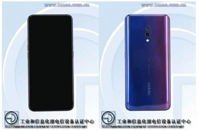Handphone Android Oppo Baru Hadir Di TENAA, Apakah ini Reno Lite?