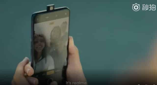 Realme X Hadir dengan Layar Penuh Rasio 91,2% dan Kamera Depan Pop-up