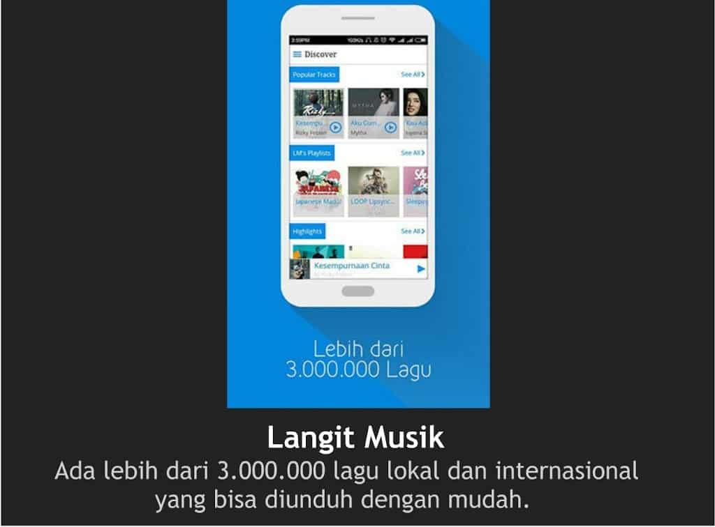 10 aplikasi download musik terbaik di