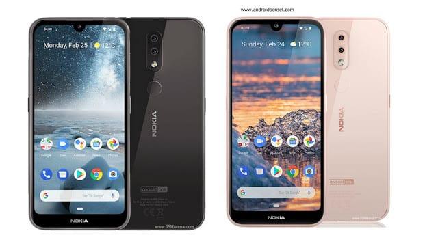 Handphone Android One Nokia 4.2 Resmi Masuk Indonesia Harga 2,4 jutaan
