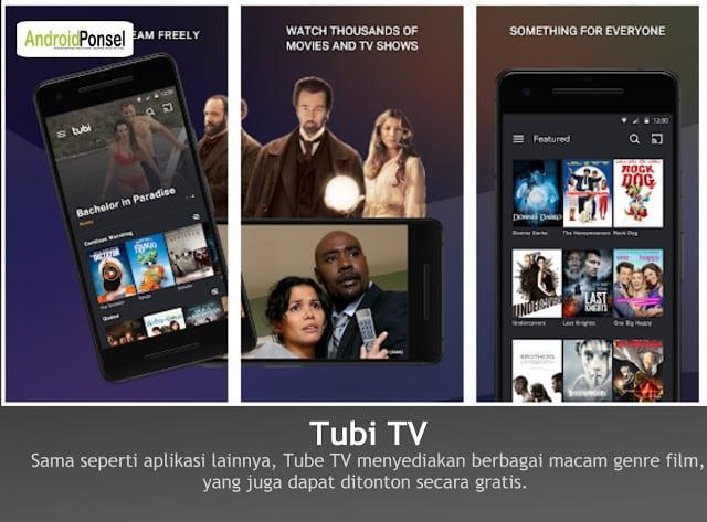 7 Aplikasi Nonton Film Terbaik di Android (Tanpa Download)