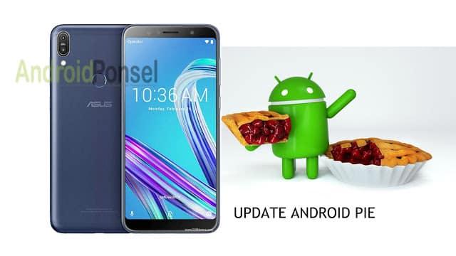 Asus Zenfone Max Pro M1 dan Max Pro M2 Mendapatkan Update Android Pie