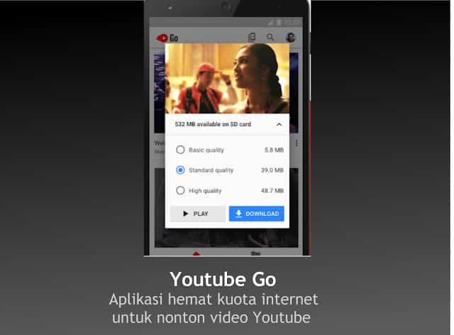 Cara Nonton Video Youtube Hemat Kuota di Handphone Android [Semua Operator]