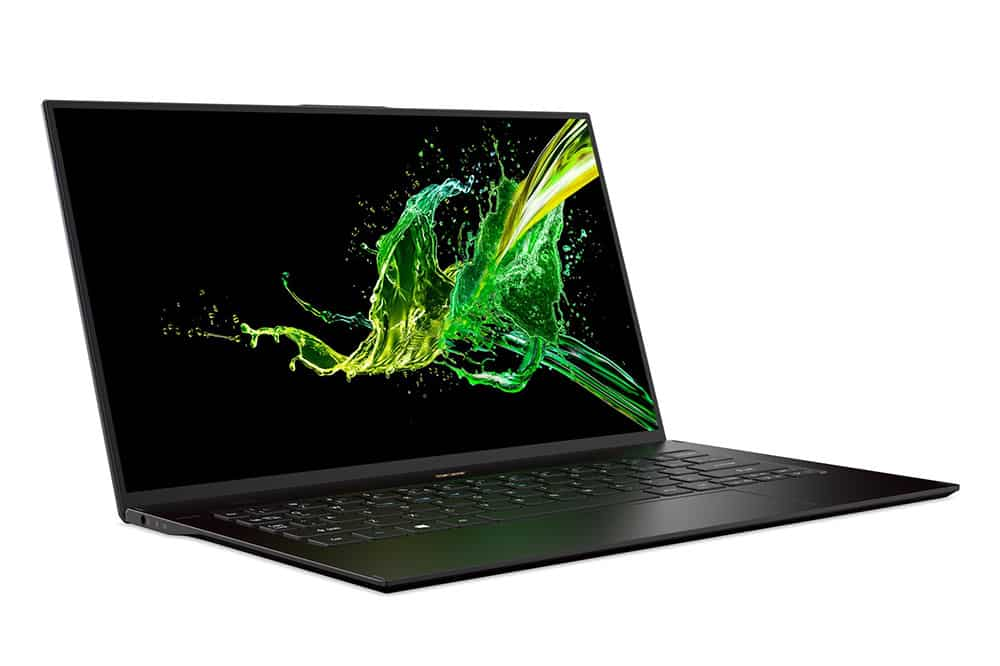 Acer Swift 7 Laptop Tertipis di Dunia