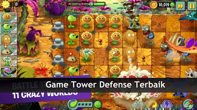 15 Game Android Tower Defense Terbaik [Bisa Offline] - Update 2019