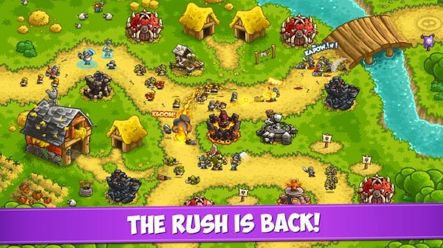 Kingdom Rush Game Tower Defense