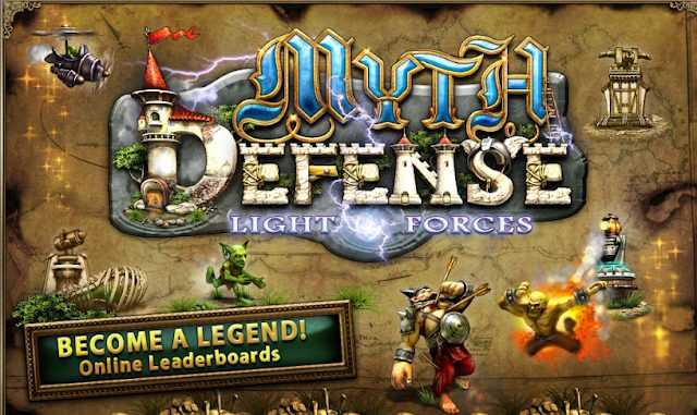 tower Defense Myth Defense