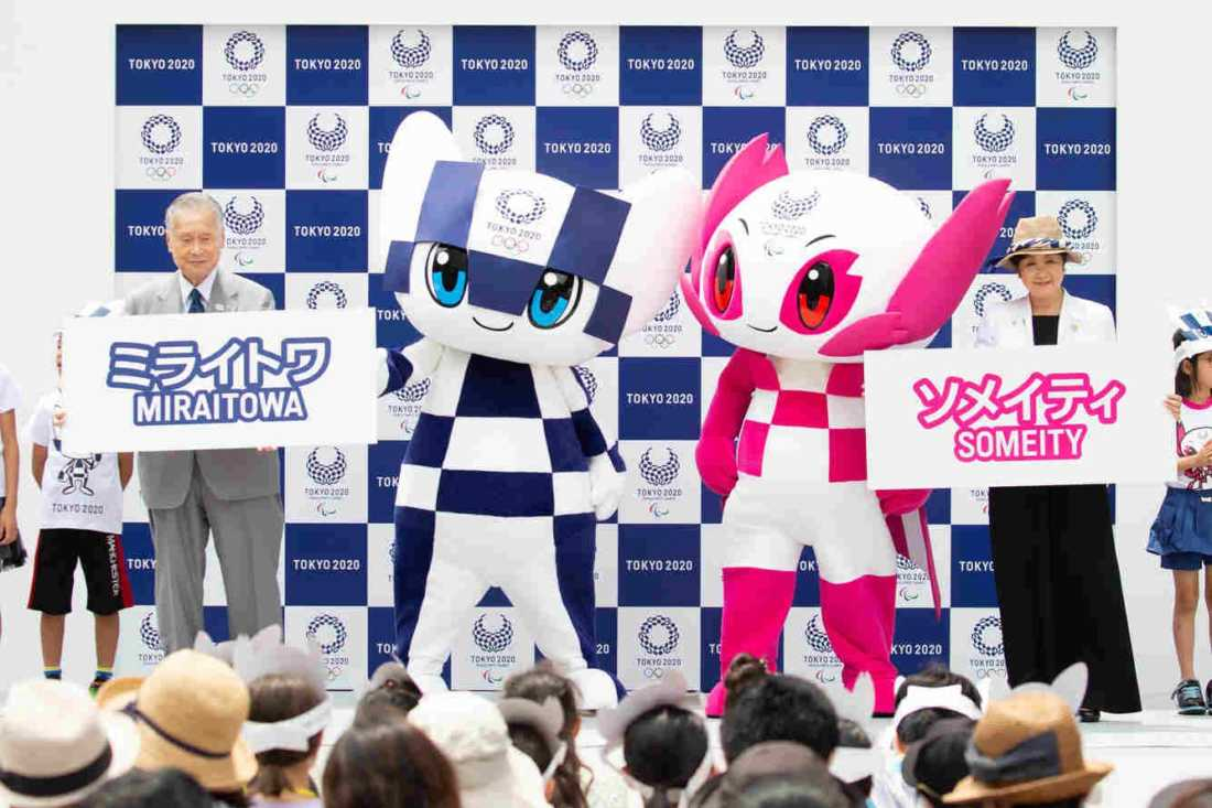 Robot Maskot Olimpiade dari Toyota