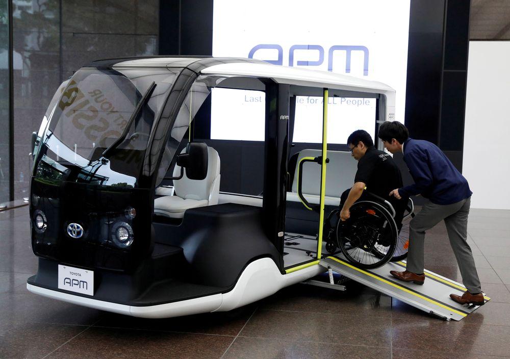 5 Robot Toyota Akan Ramaikan Olimpiade dan Paralimpiade 2020