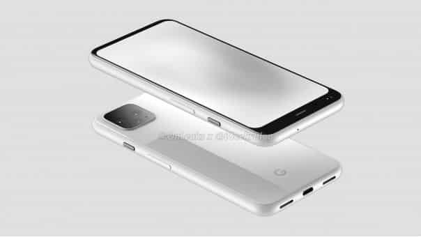 Google Pixel 4XL bocoran gambar
