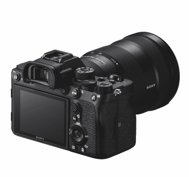 Kamera Mirrorless Sony A7R Mark IV dengan Sensor Full Frame 61 MP