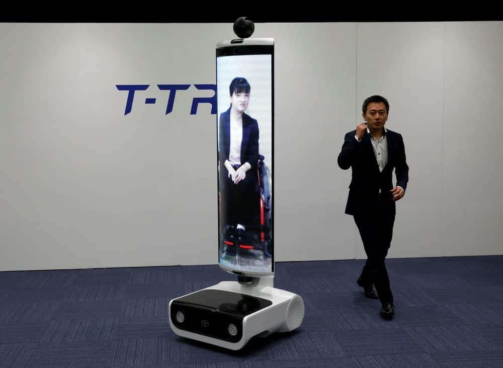 Mengenal Lebih Dekat 5 Robot Toyota Yang Akan Meramaikan Olimpiade Tokyo 2020