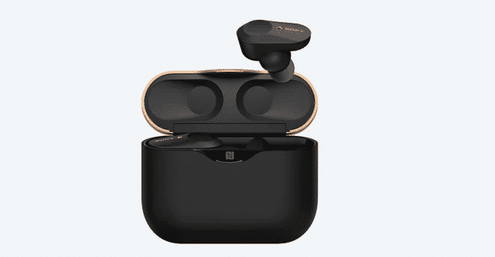 Earphone Wireless Sony WF-1000XM3 Dengan Fitur Peredam Kebisingan