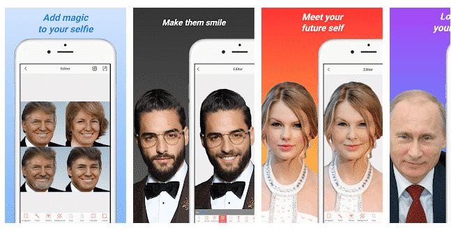 6 Aplikasi Ubah Wajah Menjadi Tua Saingi FaceApp