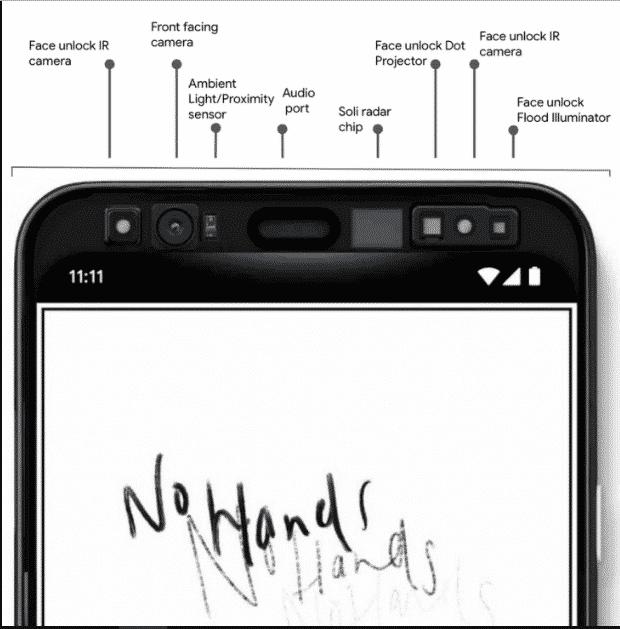 sensor pixel 4
