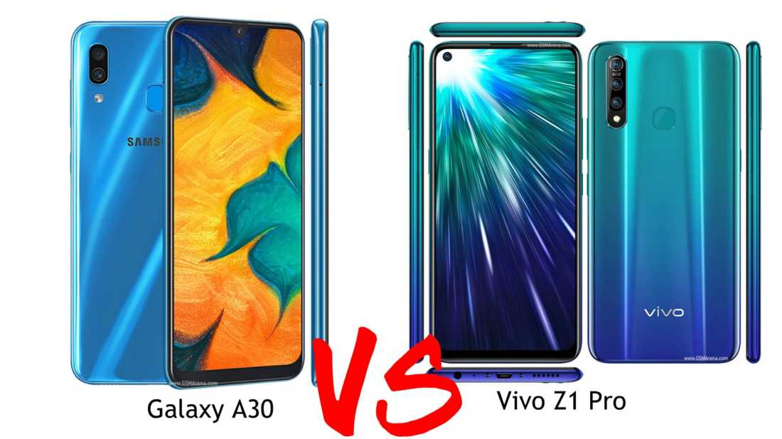 Samsung Galaxy A30 vs Vivo Z1 Pro, Mana Lebih Bagus?