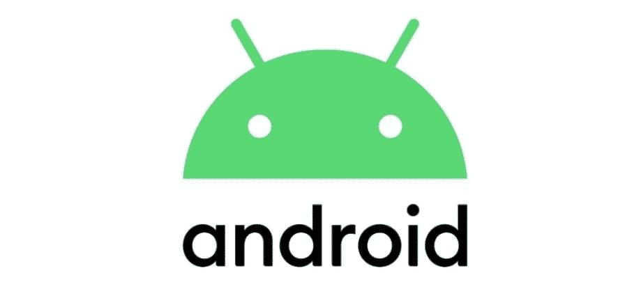 Logo baru Android 10