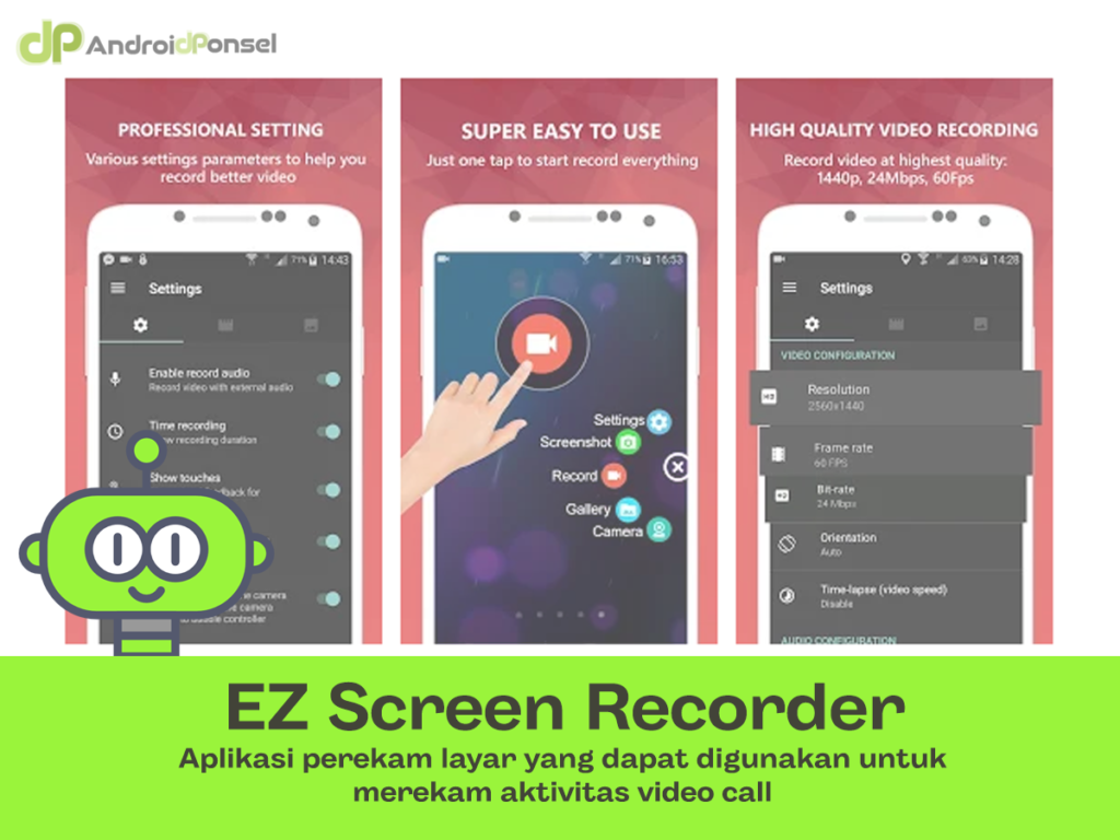 10 Aplikasi Terbaik Untuk Merekam Video Call Di Android Update 2019