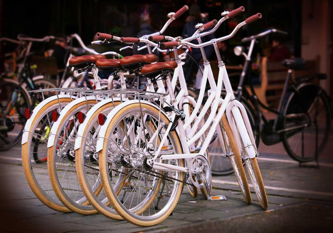 Sepeda di Belanda