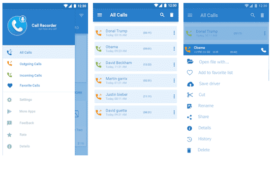 15 Aplikasi Perekam Panggilan Suara Telpon dan WhatsApp Otomatis Terbaik di Android