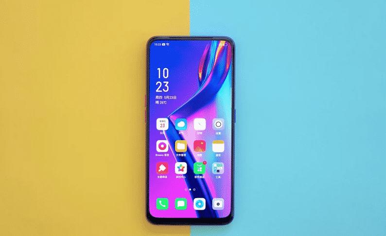 Oppo K3 Handphone dengan Kamera Pop-up dan Dukungan Snapdragon 710