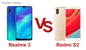 Realme 3 vs redmi S2