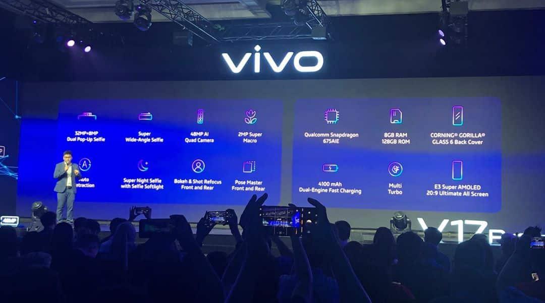 Bandingkan HP 5 Jutaan Vivo V17 Pro vs Samsung Galaxy A50s, Mana Yang Paling Gahar?