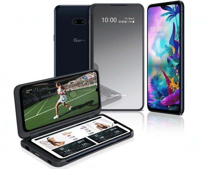 LG G8X ThinkQ Ponsel dengan Dual Layar yang Bisa Dilepas