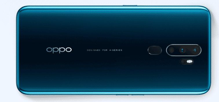 Kamera Oppo A9