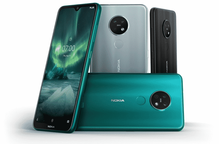 Nokia 7.2 vs 6.2