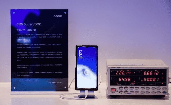 Oppo Resmi Perkenalkan 65W SuperVOOC dan 30W Wireless VOOC Flash Charge
