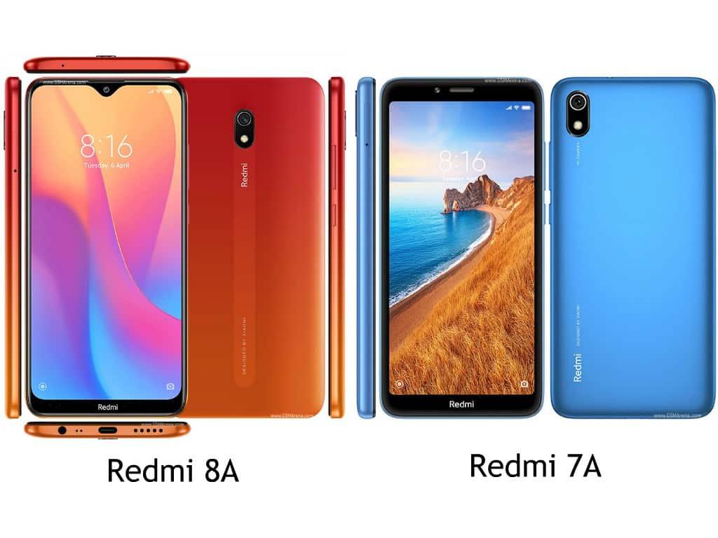 HP Redmi 8A