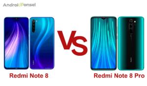 Redmi Note 8 vs Redmi Note 8 Pro