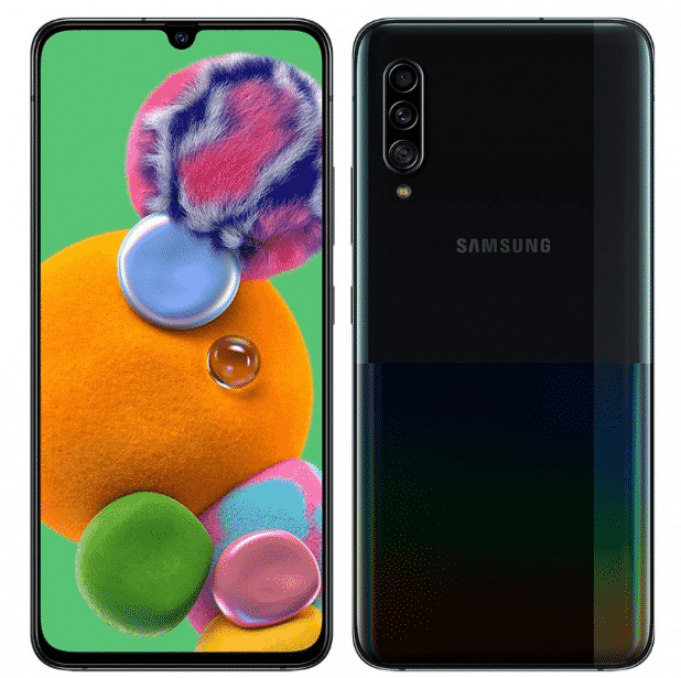 Resmi Samsung Galaxy A90 5G Dengan Snapdragon 855 dan Kamera 48MP