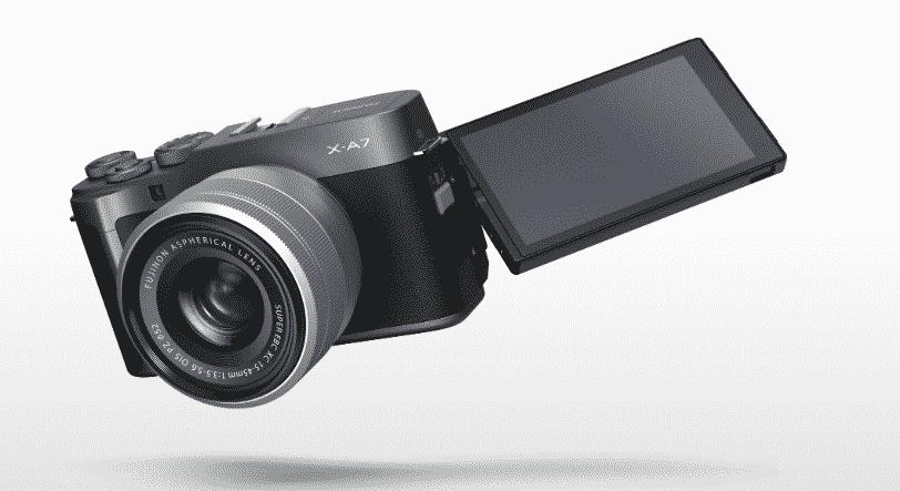 Fujifilm X-A7 Kamera Mirrorless Harga 9 Jutaan