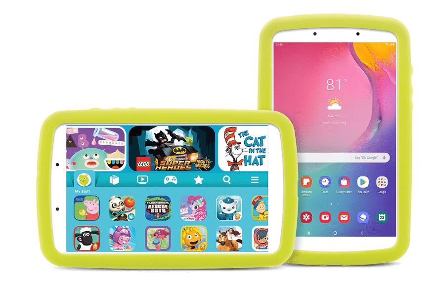 Galaxy Tab A Kids Edition